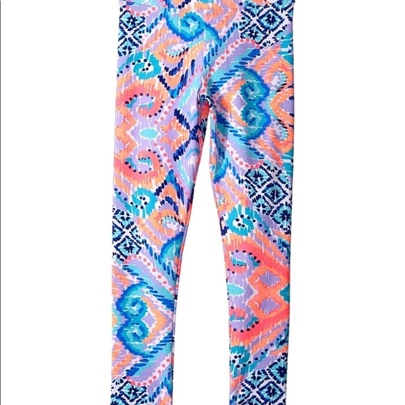 a7926cef38c61 Lilly Pulitzer Other - Lilly Pulitzer Maia Leggings solar opposite